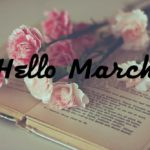 Márciusi könyvváró :)