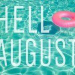 Üdvözöllek Augusztus!