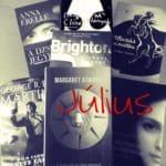 Júliusi bookhaul - gazdagodtam pár könyvvel :)